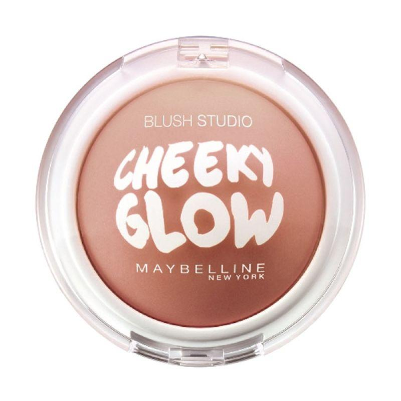 Maybelline Blush On Cheeky Glow/Color Show Blush - Wooden Rose Original