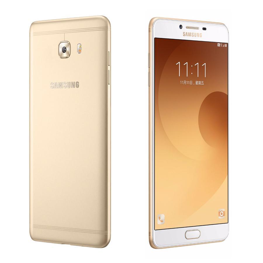 SAMSUNG GALAXY C9 PRO 6/64GB -GARANSI RESMI SEIN -GOLD