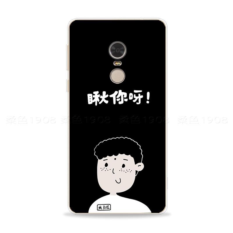 Casing HP Note4x Kepribadian Xiaomi Redmi Asli