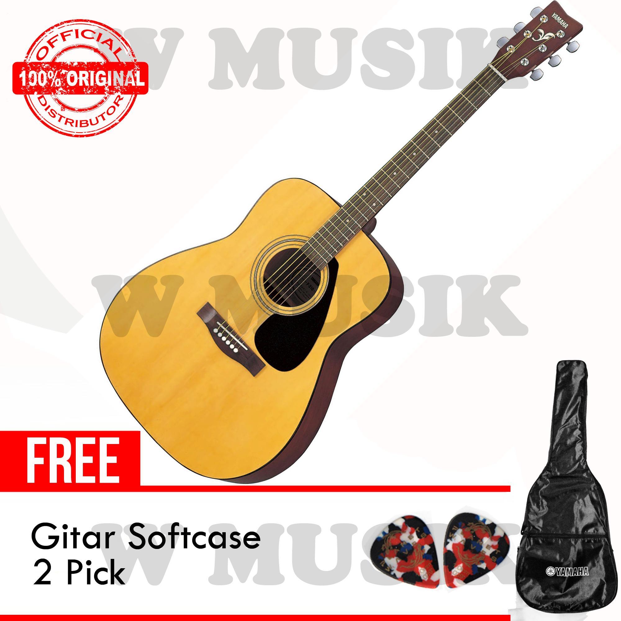 Yamaha Gitar Akustik Folk F 310 F310