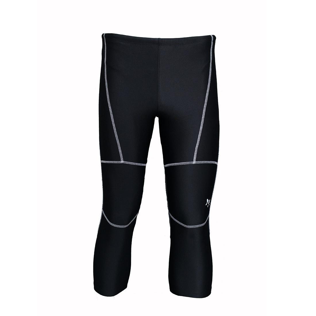 Lasona Celana Renang Panjang Pria CRL-899-L4 Black Dim grey