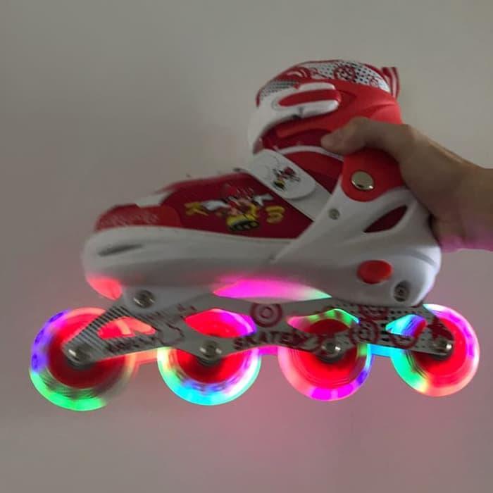 Sepatu Roda Anak Inline Skate POWER SUPERB Model BAJAJ Semua Rod f4a0d34c1b