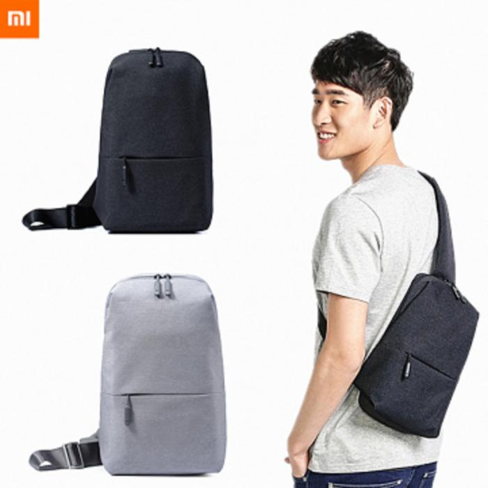 Xiaomi Multifunction Crossbody Bag - Tas Selempang Xiaomi - QRu4Cr