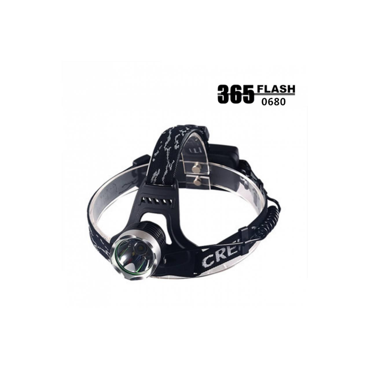 Senter Kepala Senter Serbaguna Police Multifungsi 365 Flash Light Tbe