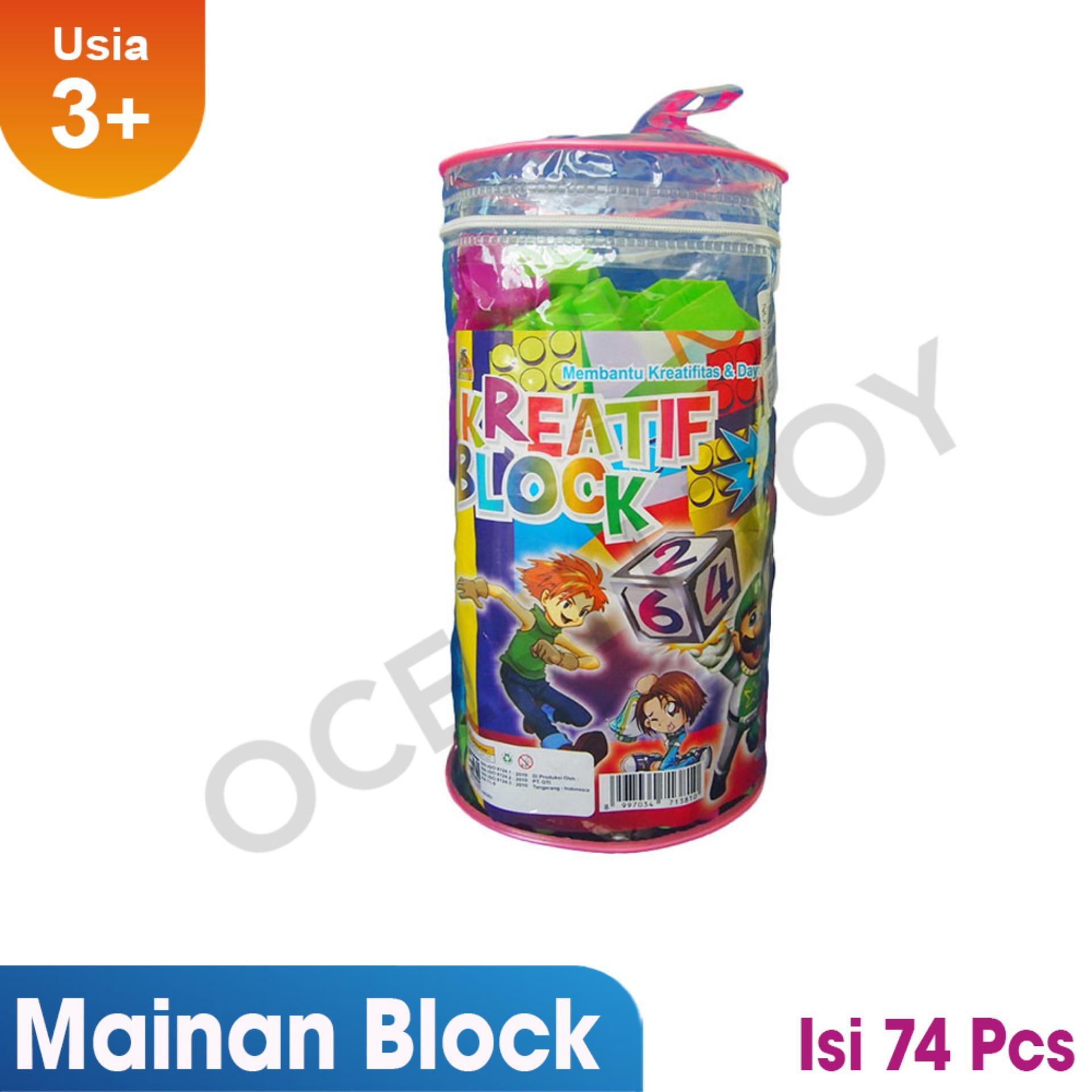 Ocean Toy Motor Cross Orang Mainan Anak Multicolor Oct5703 Daftar Atv Hijau Edukasi Oct7013 Creative Block Isi 74 Pcs Oct9201