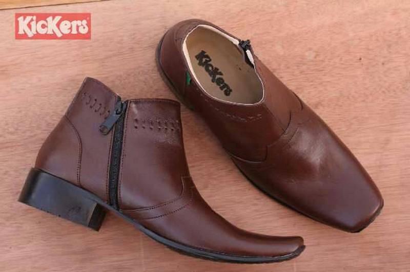 sepatu kantor casual SPATOO Sepatu Pria 174 - Hitam   Sepatu Pantofel Kulit  Pria   Sepatu Pria Murah   Sepatu Pantofel Kulit Asli   Sepatu Pria Slip On  ... 4db883787c