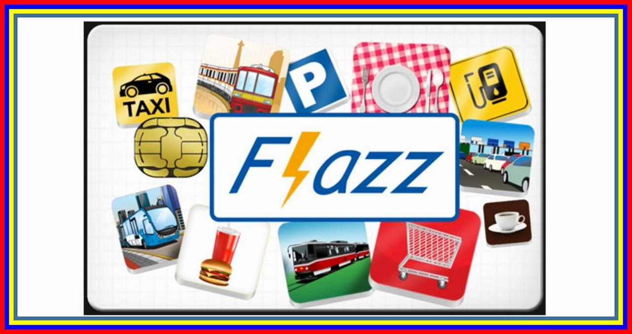 Kartu Flazz Bca Etoll Parkir Emoney Transjakarta Kereta Commuter Line