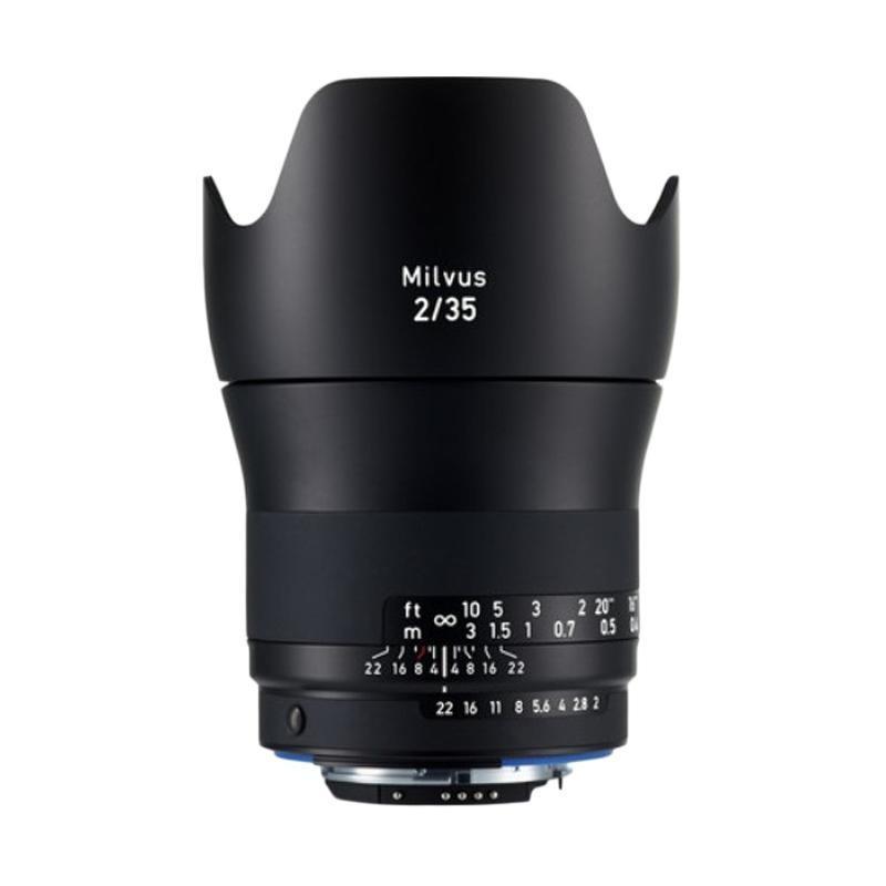 Carl Zeiss For Nikon 35mm f/2.0 ZF.2 Distagon T*ZE Lensa Kamera