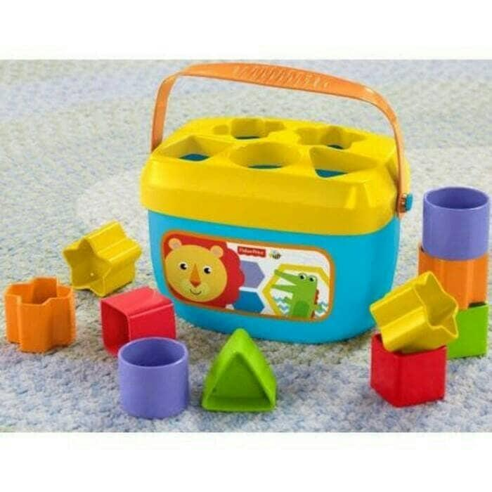 fisher price baby first block
