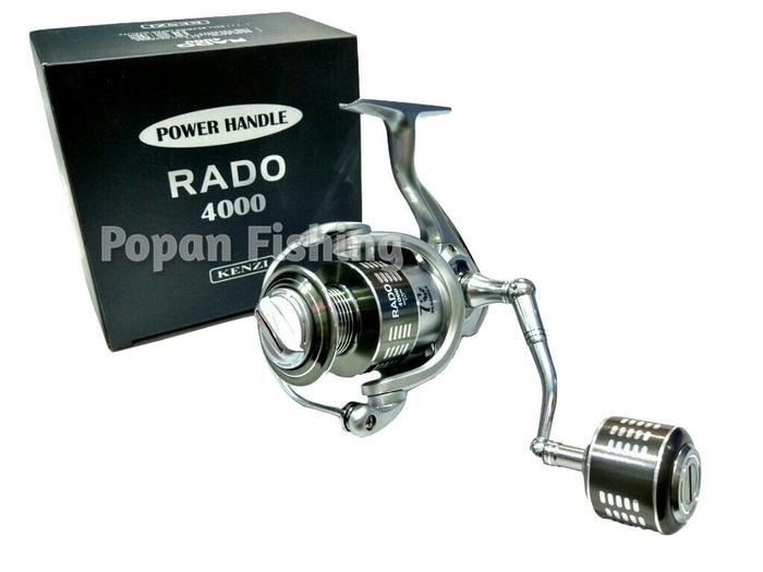Reel Kenzi Rado 4000 Power Handle