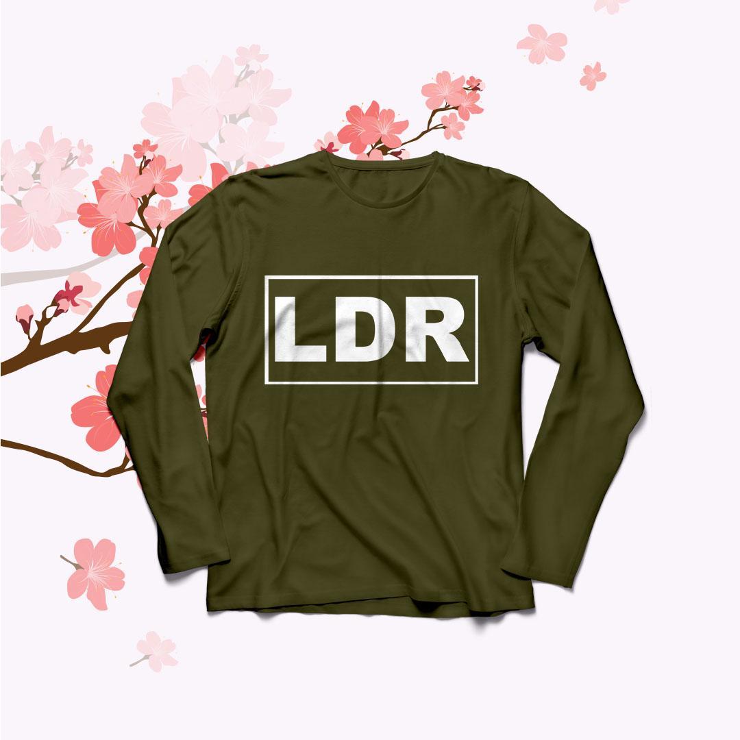 YGTSHIRT - Tshirt LDR Lengan Panjang Longsleeve Cewek / Kaos Wanita / Tshirt Cewe Cotton Combed
