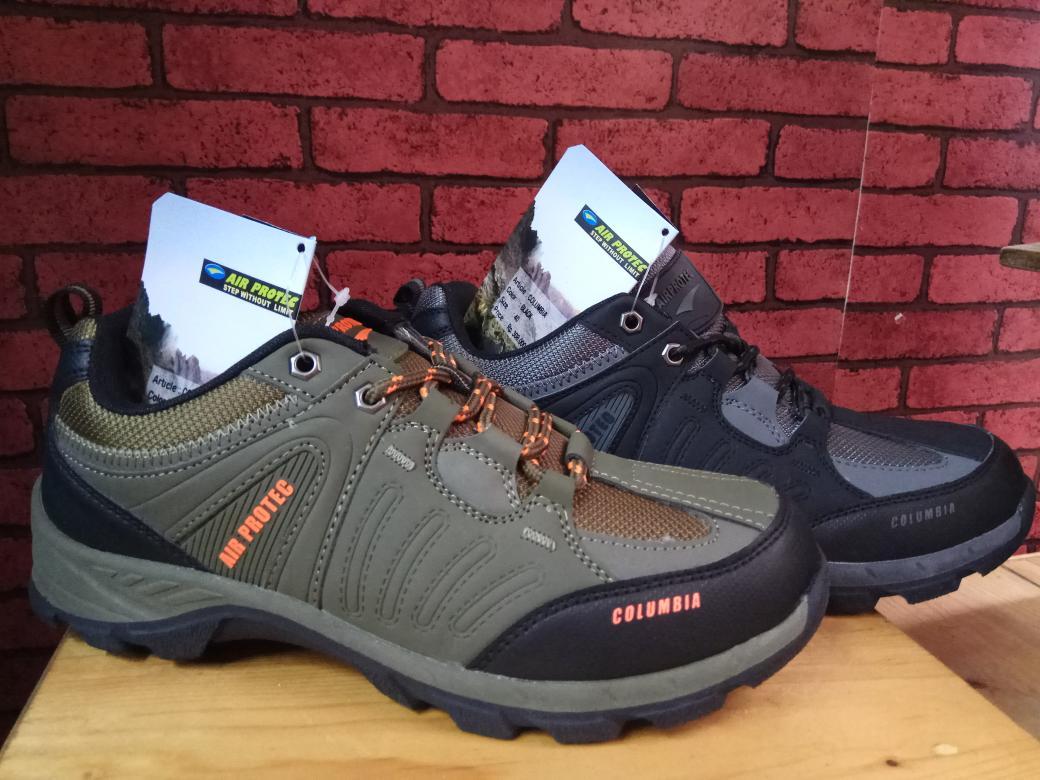 Sepatu gunung trekking AIRPROTEC columbia not eiger consina rei