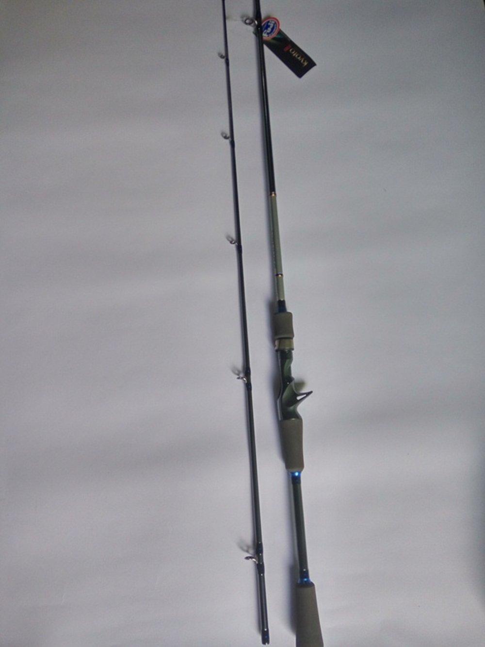 JORAN BAITCASTING KYOTO GUNNER GNRC-662MH KUAT ORIGINAL