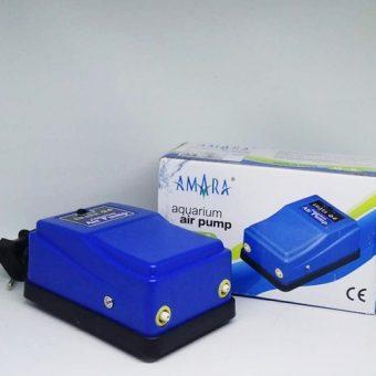 Bibit Bunga Pompa Udara / Aerator Amara Q6 (2 Lubang)