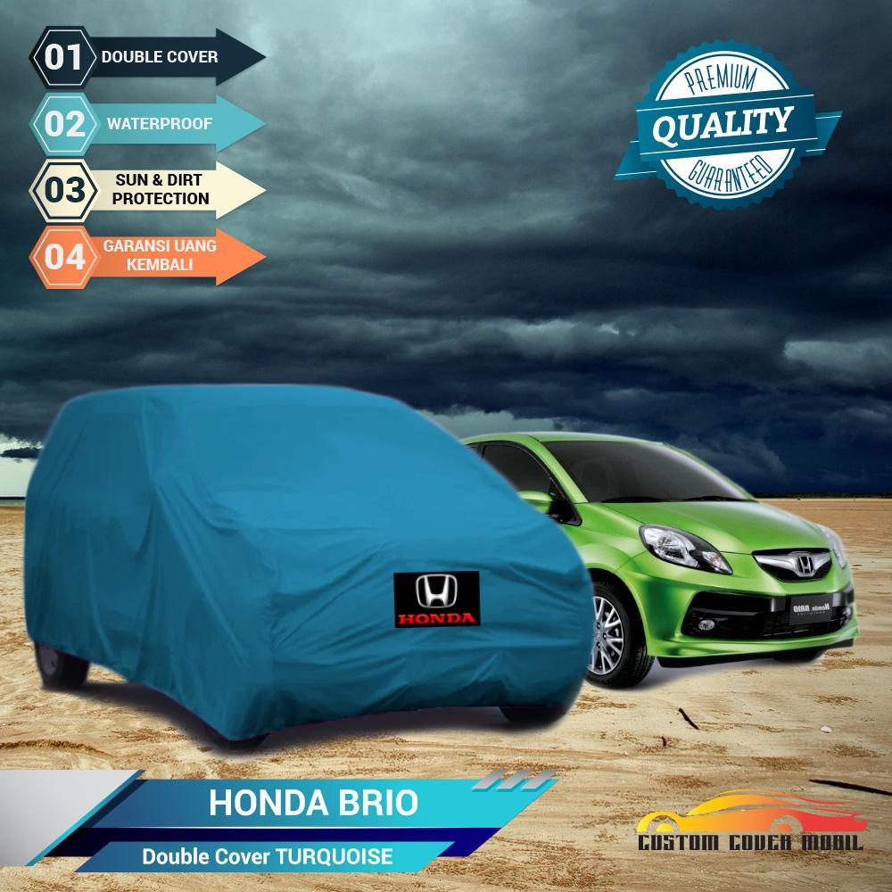 Jual Polo Backpack Tas Pria Ransel Wanita Design Cover Selimut Mobil Outdoor Double Honda Brio