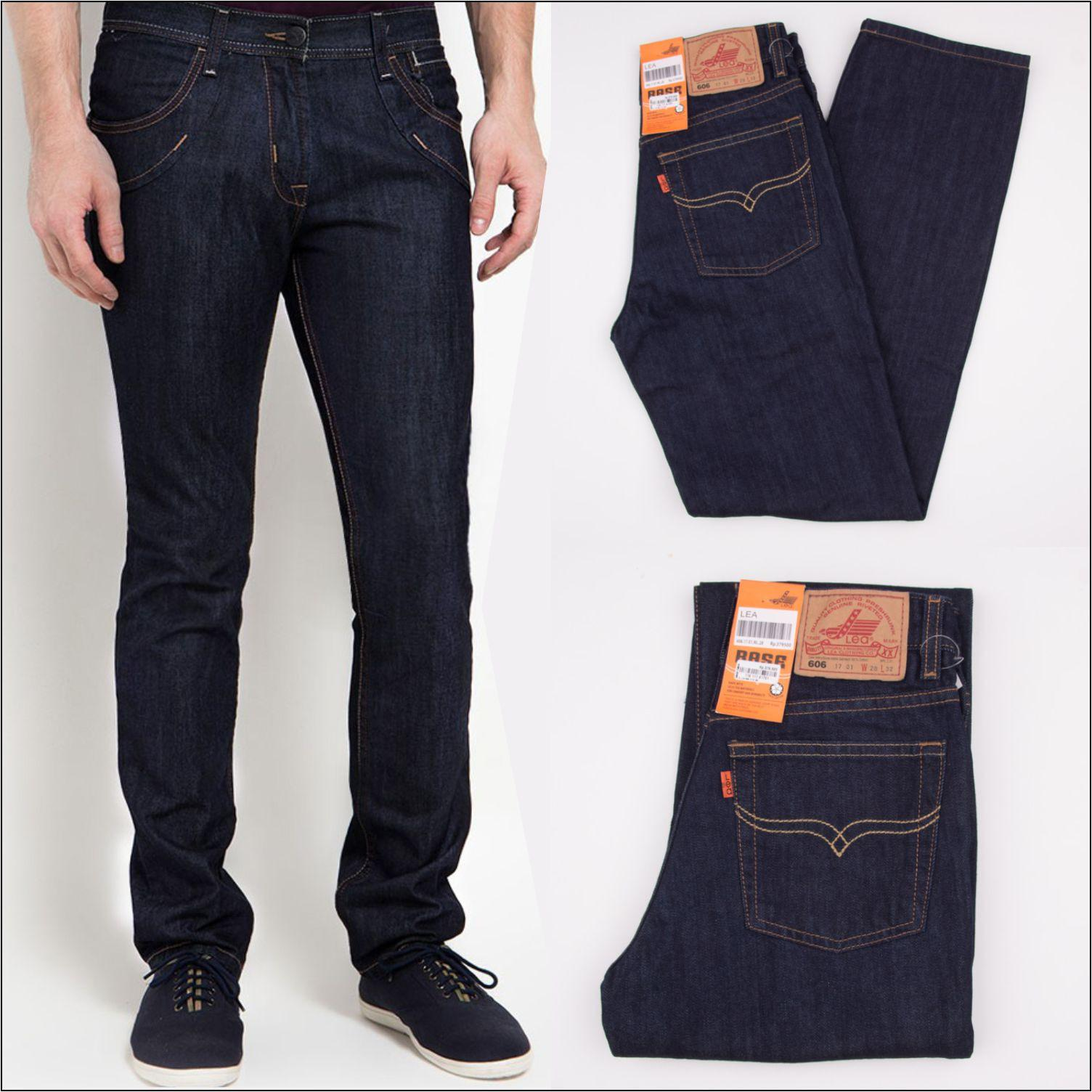 LEA JEANS BRANDED GRADE ORY 100% IMPORT QUALITY