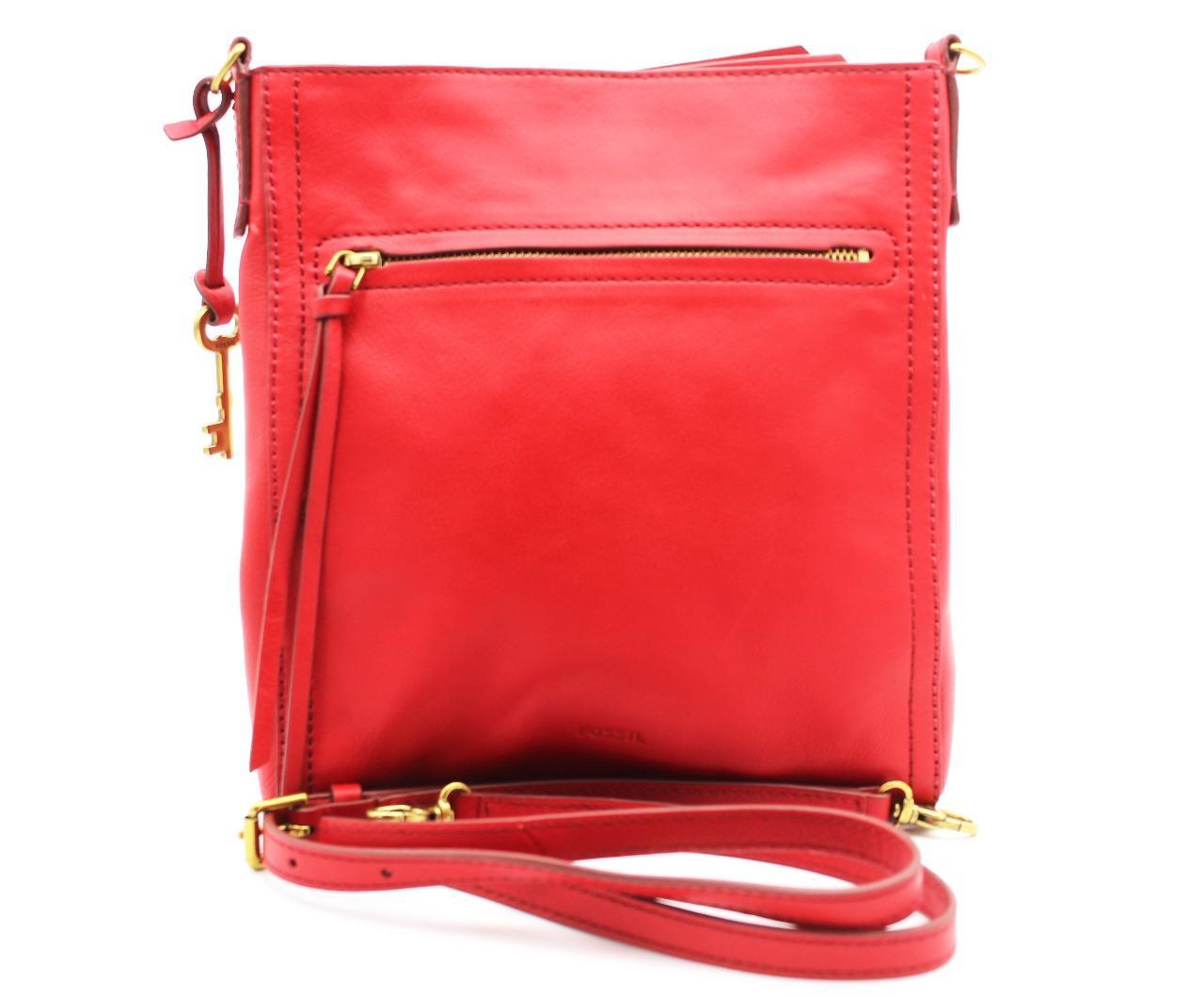 Buy Sell Cheapest Fossil Emerson Flap Best Quality Product Deals Tas Wanita Sydney Satchel Abu Sling Bag X Body Ns Asli New York Original Import