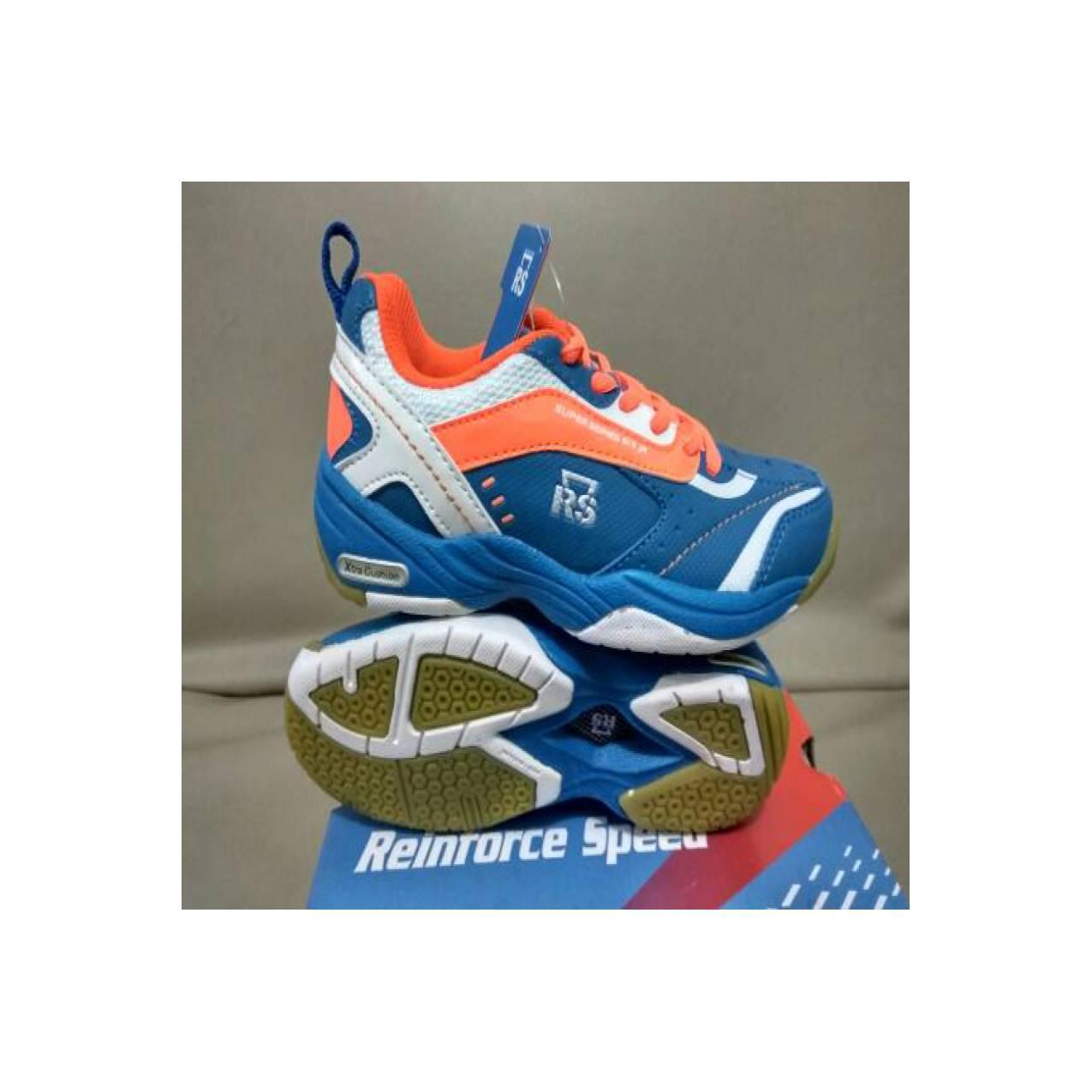 Sepatu Badminton bulutangkis RS Super Series 613 Jr