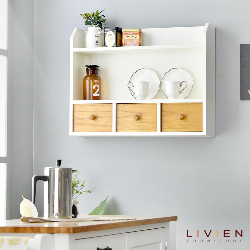 Rak Dinding - Rak Dapur Zuela - Livien Furniture By Livien Furniture.