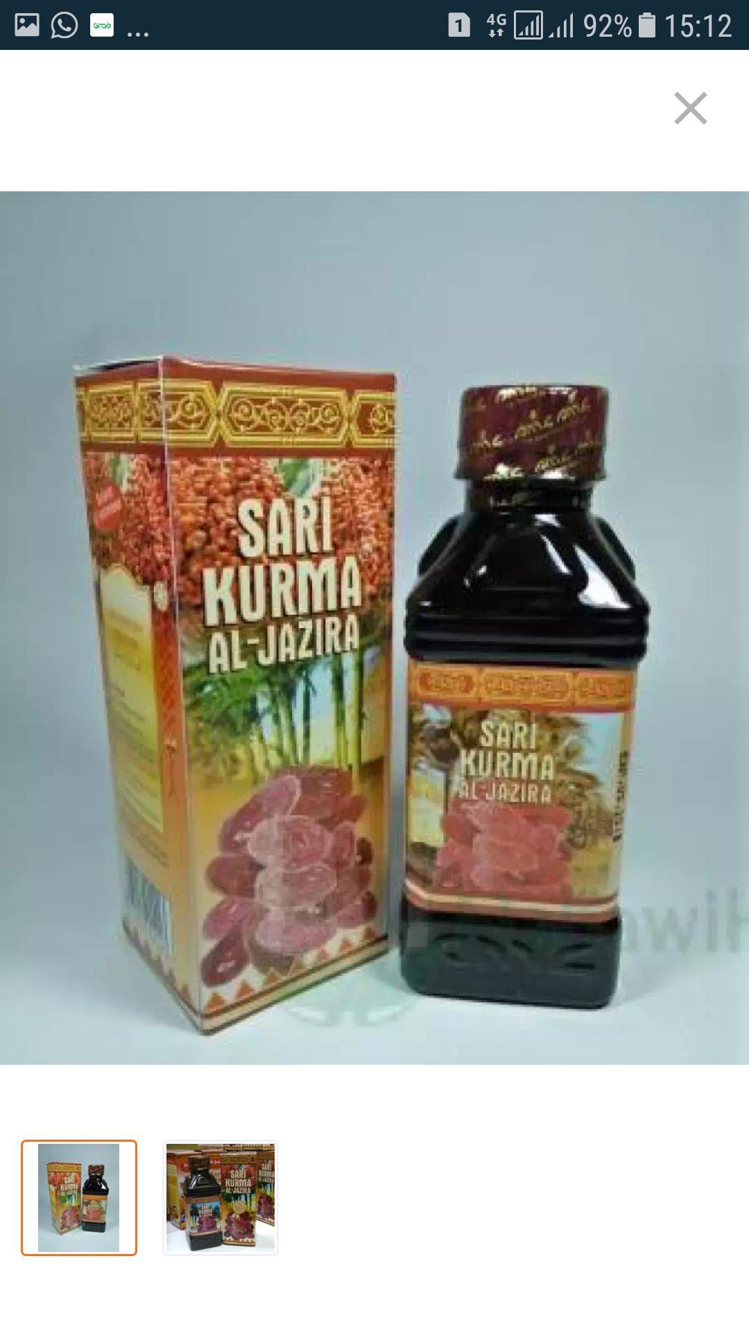 Buy Sell Cheapest Sari Kurma Alsabira Best Quality Product Deals Muda Pilihan Ruthob Al Jazira