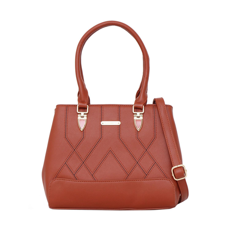 Tas Wanita Elizabeth Bag Mansi Tote Bag Brick