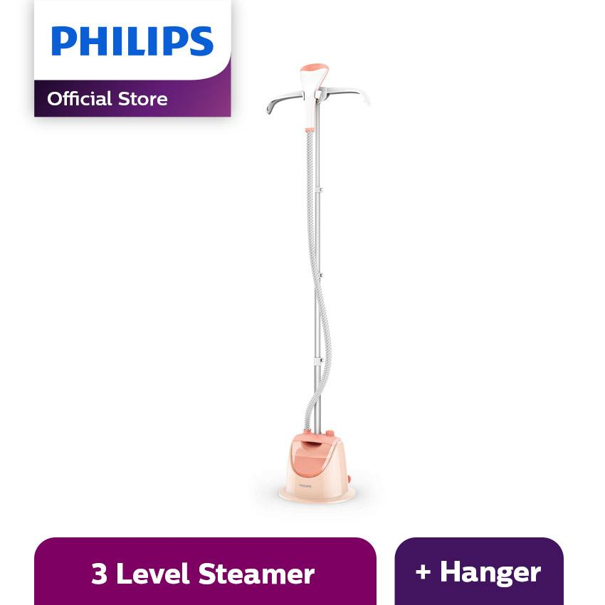 Philips Easy Touch Garment Care Steamer GC507/60 - Setrika Uap Berdiri