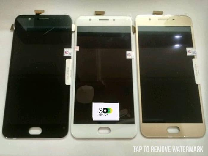 Promo: Lcd Fullset Oppo A59T A59 A1601 F1S Plus Touchscreen Original - ready stock