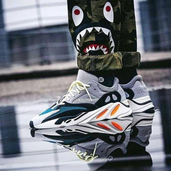 Adidas Yeezy Boost 700 Wave Runner / Sepatu Pria Sneacker / Sepatu Terlaris / Sepatu Berkualitas /