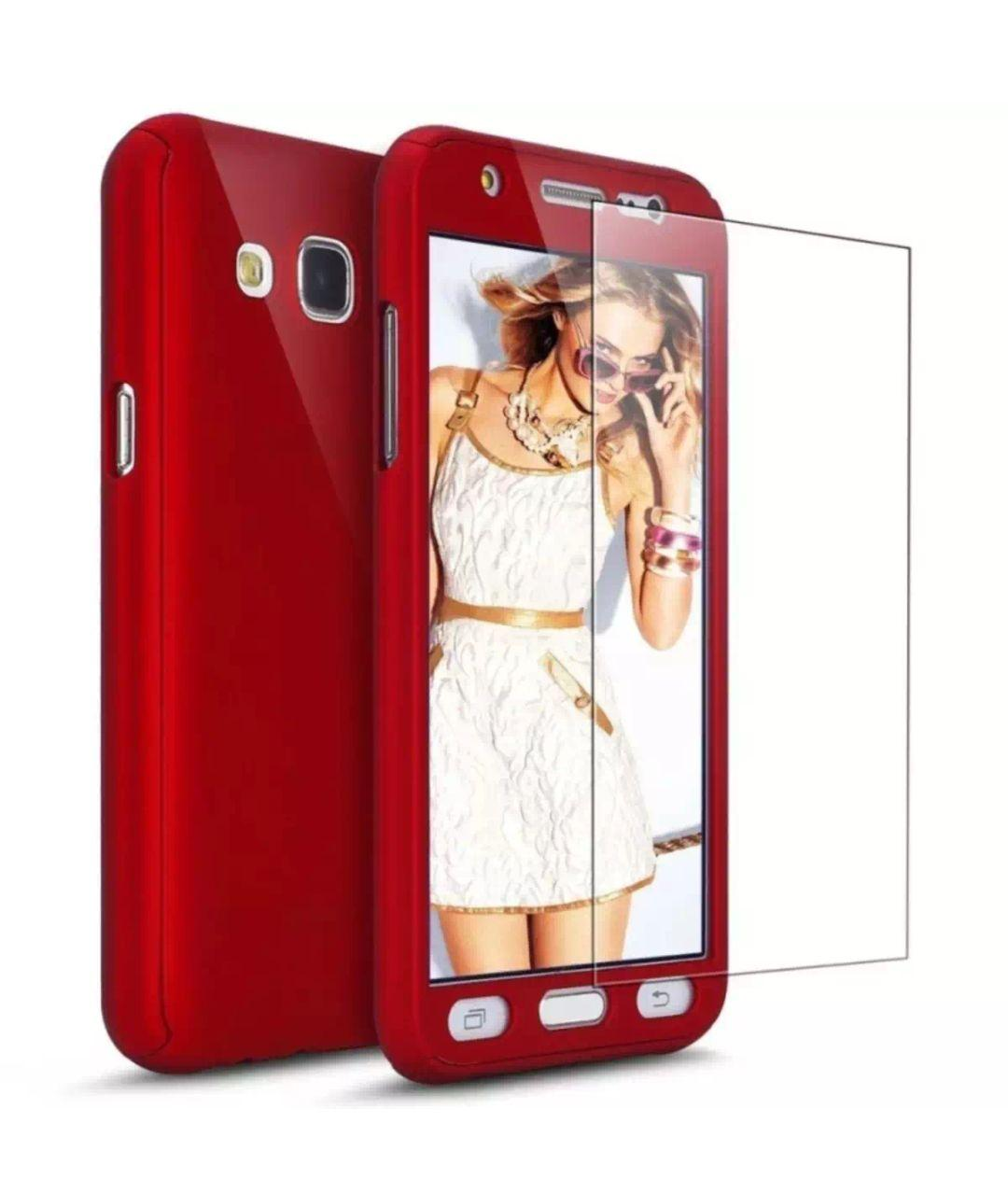 Full HardCase Case IPAKY 360 For Samsung Galaxy J1 ACE