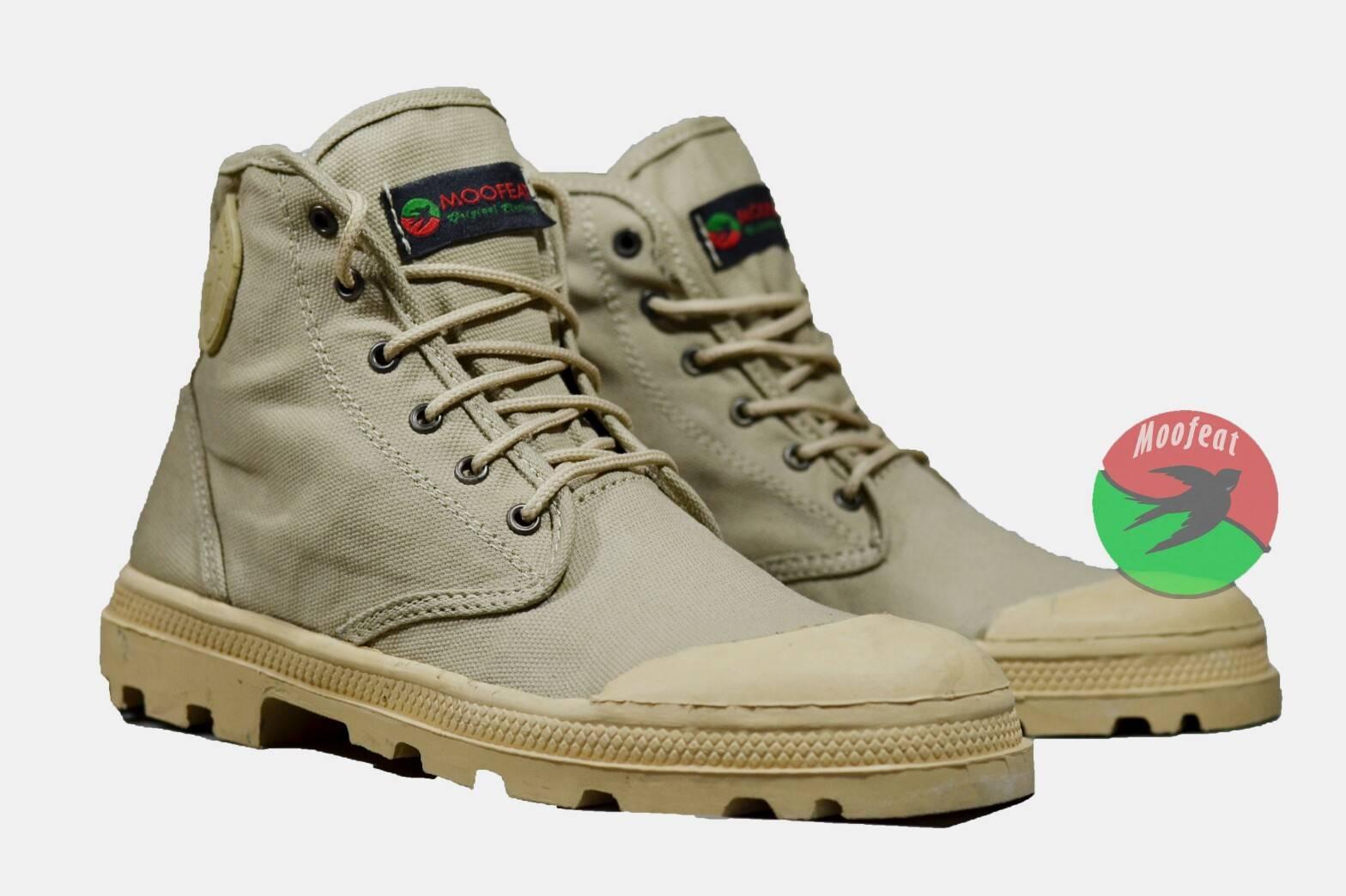 Jual Produk Moofeat Online Terbaru Di Lunnar Tan Dsh Sepatu Kantor Casual Boots Pria Mof Delta Tactical Swat Satpam