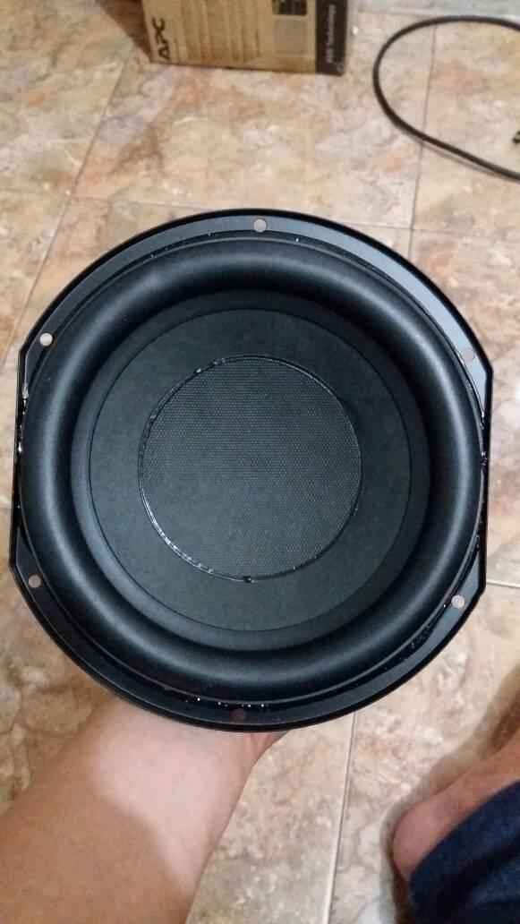 Referensi Speaker Aktif speaker subwoofer 6inch 300watt branded LG double magnet