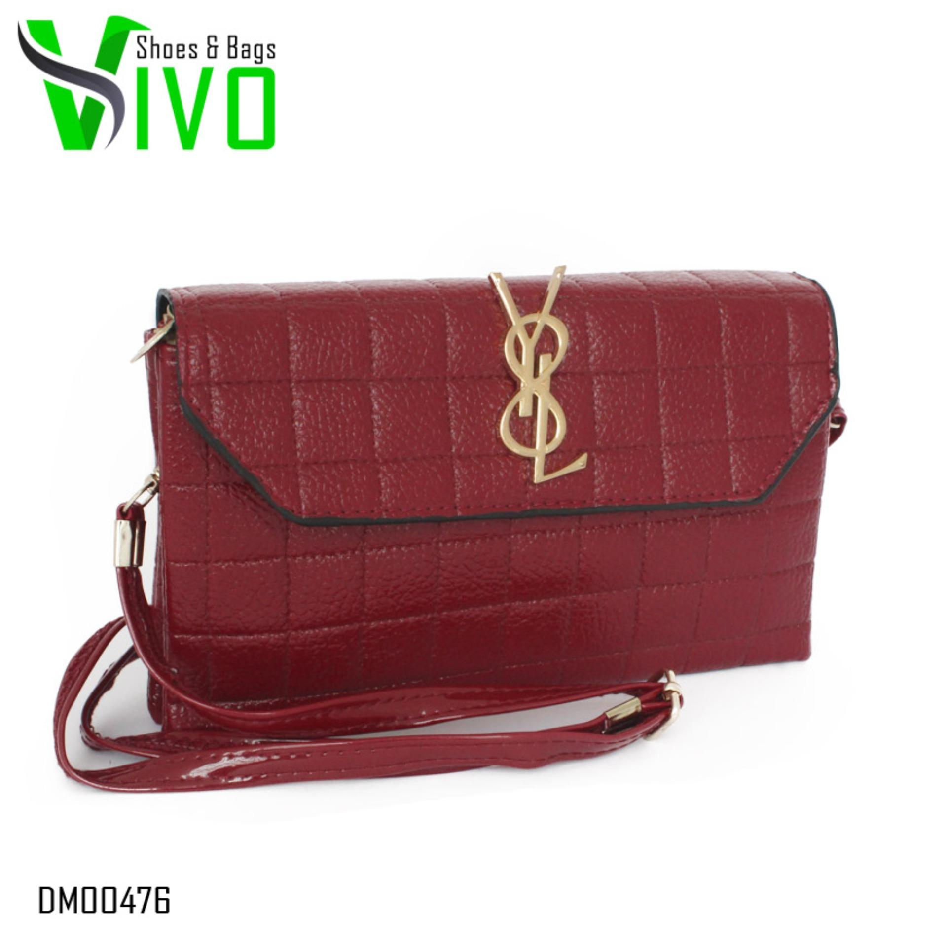 Jual Dompet Impor Panjang Pria Multifungsi Serbaguna Simple Keren Source Vivo Shoes &