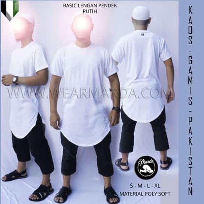 Gamis Pakistan Pria Bahan Kaos seperti Jubah Arab bisa jadi Baju koko Baju ini cocok dipakai untuk anda muslimin yang casual, dipakai untuk kegiatan sehari-hari tetap syari tapibterlihan santaibdan santun...