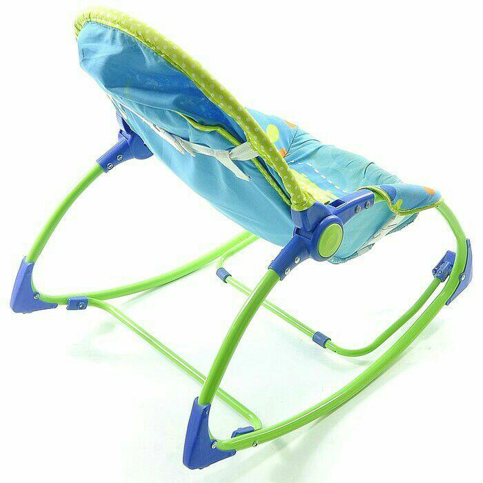 Pliko baby rocking chair-hammock-kursi ranjang goyang bayi