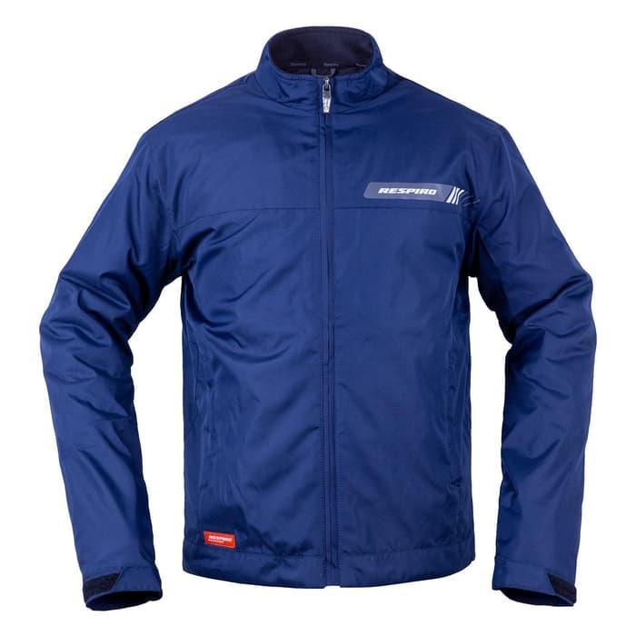 Harga Spesial!! Jaket Motor Respiro Essenzo Sporto R1 Navy - Size Xl - ready stock