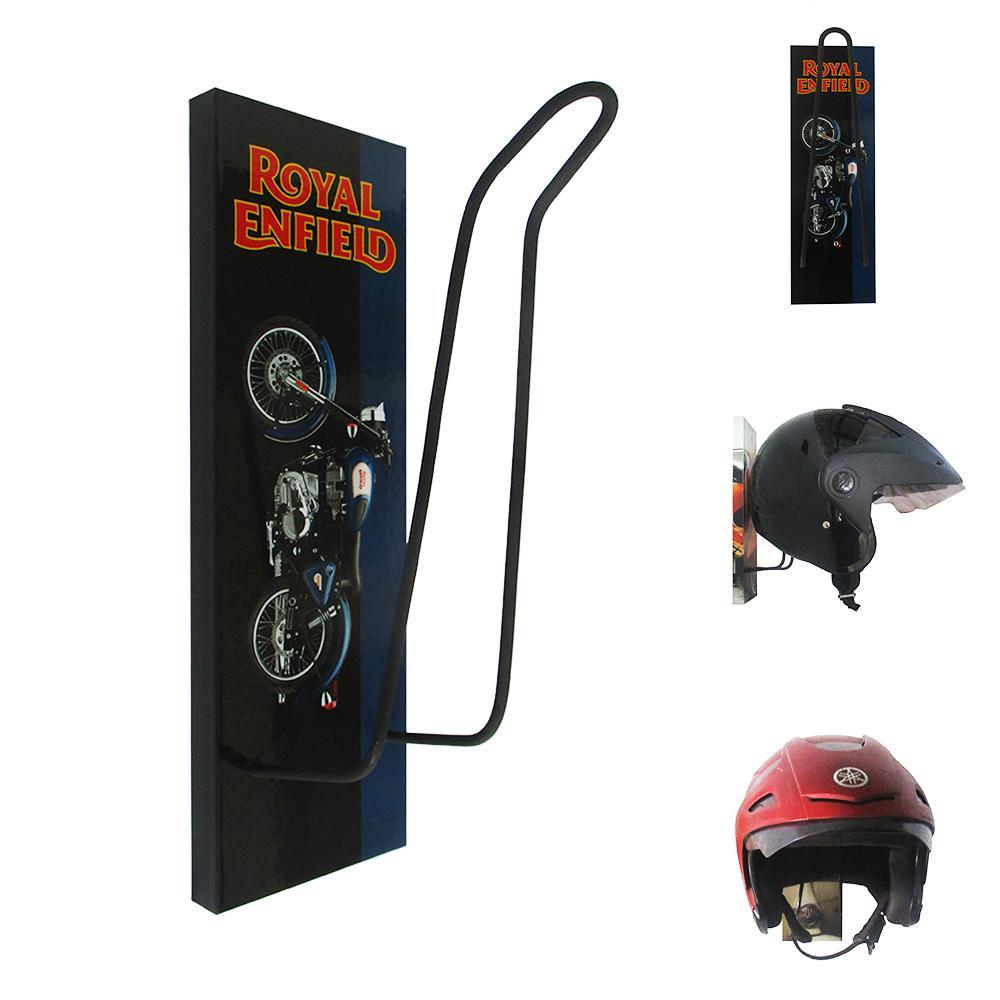Rak Helm Gantung Motor Royal Enfield 102