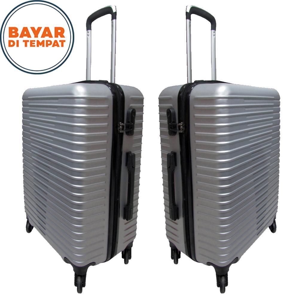 Jual Koper Terbaru Terlengkap Luxos 20 Inci Polo Milano Hardcase Luggage Inch P 259 Travel Anti Theft Original