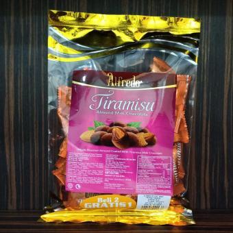 Harga preferensial ALFREDO 200gr*BAG PACK TRAMISU ALMOND MILK CHOCOLATE terbaik murah - Hanya Rp26.775
