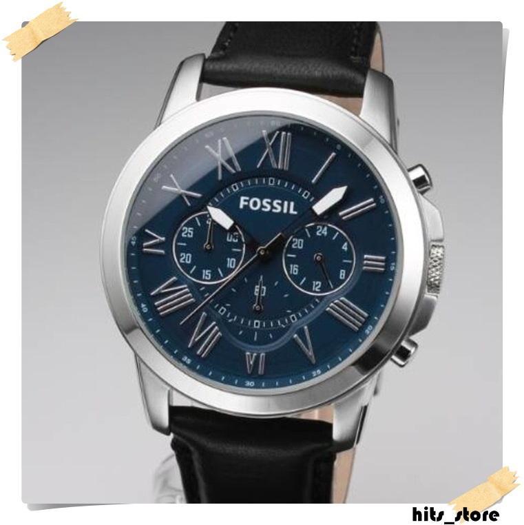 Jam Tangan Pria Merk Fossil FS 4990 / FS4990 Original