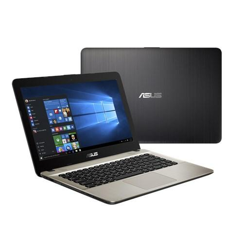 Rimas Asus X441NA-BX401 Intel N3350 4GB 500GB 14 Inch Endless OS - Black