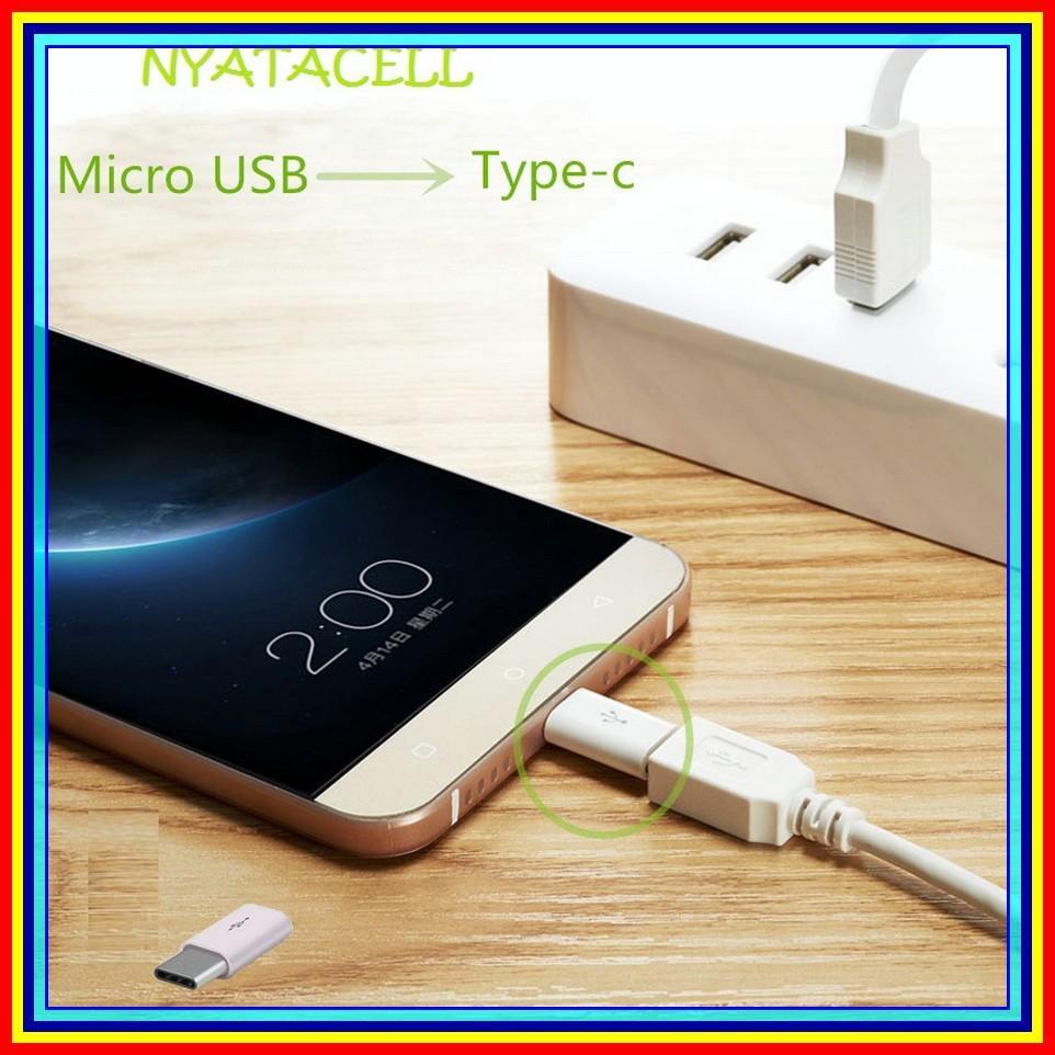 Harga Jual Xiaomi Micro Usb To 31 Type C Adapter Converter Hitam Otg Hp Samsung Oppo Huawei Hippo Tipe Original Konektor
