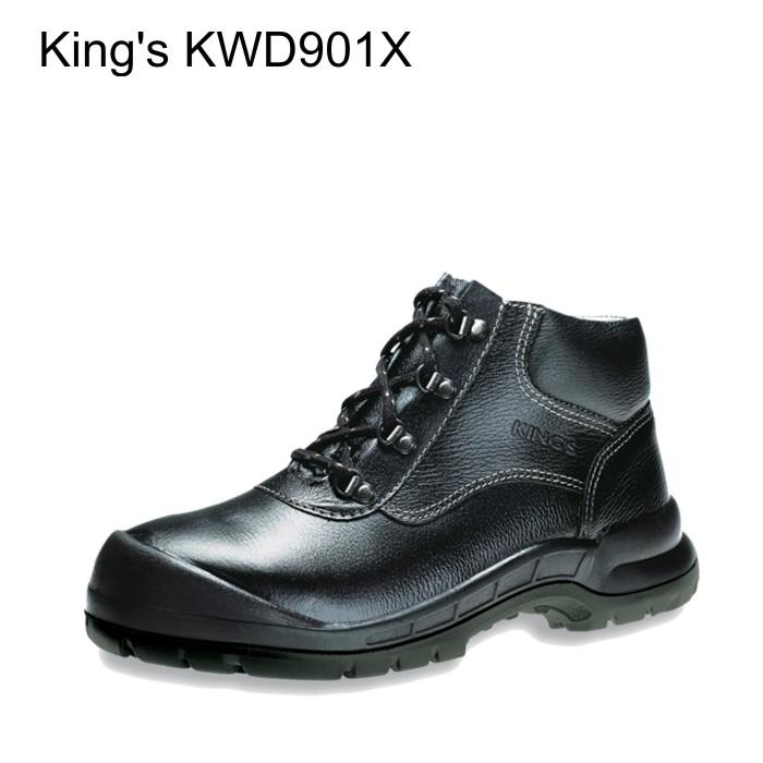 Sepatu Safety Kings KWD901X   King s KWD 901 X - Hitam 8dca89ec18