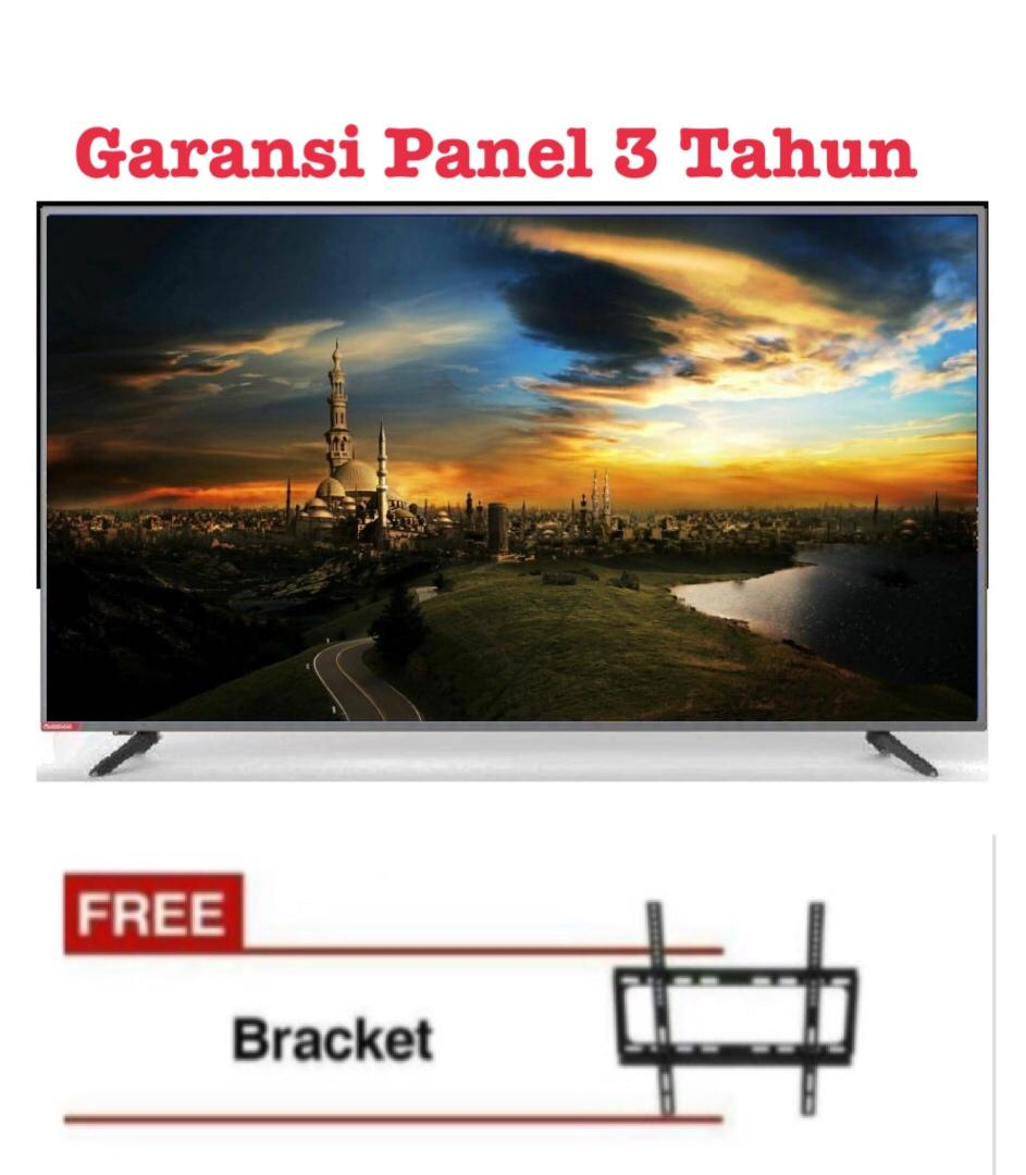 CHANGHONG 32E6000T Digital Tv [32 inch]+ Bonus Bracket Dinding