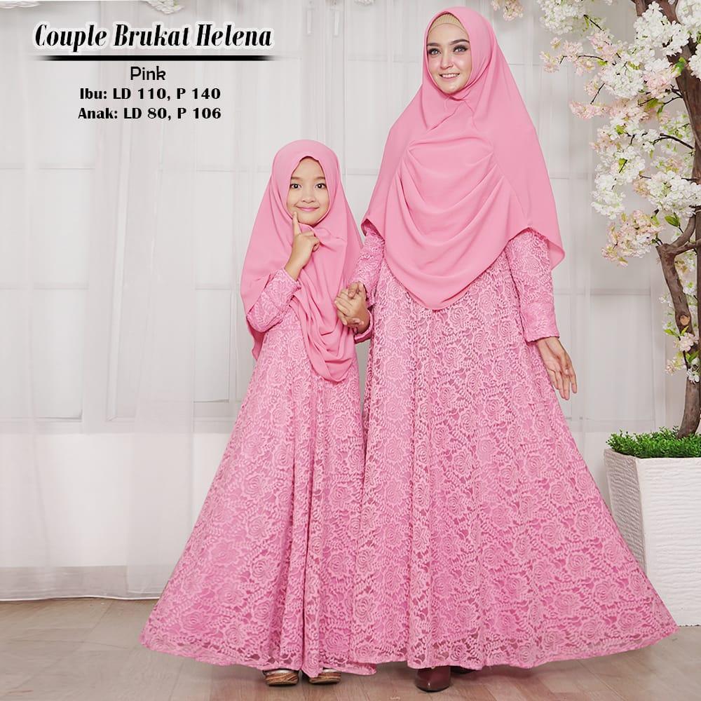 Seginilah Harga Baju Muslim Anak Ibu Murah Terbaru 2018 Mukena Helena Humaira99 Gamis Syari Couple Dress Hijab Muslimah Atasan Wanita Brukat