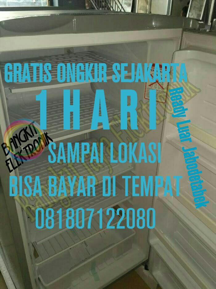 HARGA SPESIAL!!! Freezer Cocok untuk ASI/ASIP dll 4 Rak Aqua Sanyo AQF-S4 AQFS4 - Rr3i80