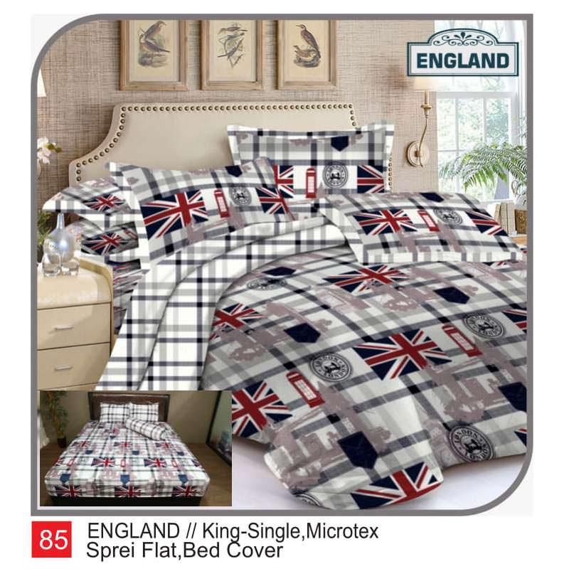 Rumindo Bedcover Set England