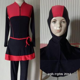 Price Checker Baju Renang Muslimah Anak SD by Aghnisan pencari harga - Hanya Rp132.525