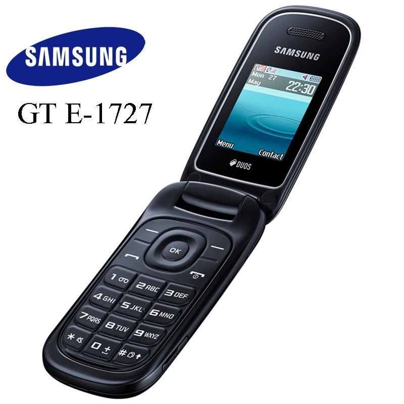 Samsung GT-E1272 Caramel  NEW DUEL SIM CARD