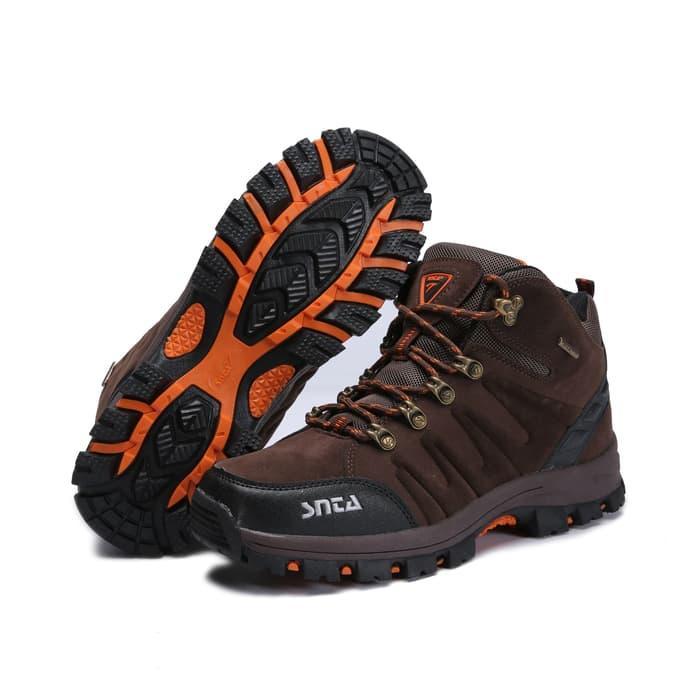 Sepatu Gunung Boot SNTA 479 Waterproof Terbaru - Sepatu Hiking Outdoor Pria