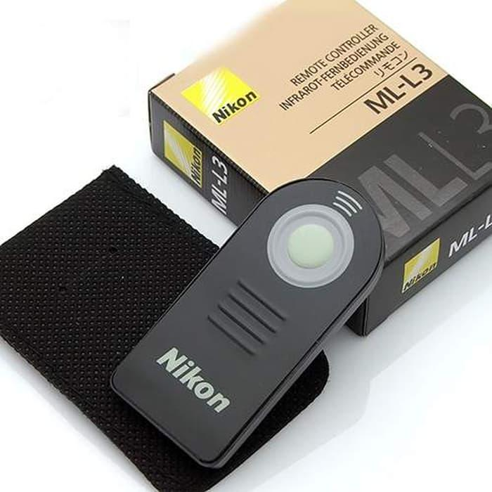Wireless Remote Control Nikon ML-L3 for D50, D70, D600, D5100, D7000 TERLARIS